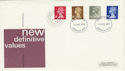 1979-08-15 Definitive + 8p CB Pre Date Error FDC (49312)