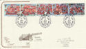 1988-07-19 The Armada Plymouth FDC (49369)