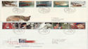 1992 Bulk Buy x5 Bureau Pmk FDC from 1992 cv �27 (49447)