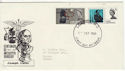 1965-09-01 Lister London WC FDC (49456)