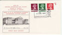 1979-12-12 Machin Definitive London EC1 FDC (49471)