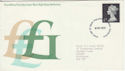 1972-12-06 Definitive High Value Bureau FDC (49475)