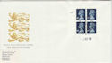 1988-10-11 GB2 Definitive Bklt Cylinder Margin FDC (49492)