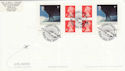2002-05-02 PM5 Booklet Airliners Filton Bristol FDC (49504)
