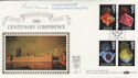 1989-04-11 IPU Conference Benham MP Signed FDC (49528)