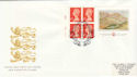1998-11-14 HB16 Prince of Wales Bkt Cyl Margin FDC (49584)