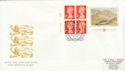 1998-11-14 HB16 Prince of Wales Bkt Cyl Margin FDC (49585)