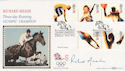 1996-07-09 Olympics Richard Meade Benham Signed FDC (49622)