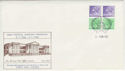 1982-02-01 Definitive Bklt Stamps London FDC (49635)