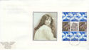 2000-08-04 Queen Mother PSB Full Pane Glamis FDC (49775)
