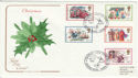 1982-11-17 Christmas Dickens House FDC (49805)