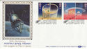 1991-04-23 Vostok 1 Space Mission Liverpool Benham FDC (49875)