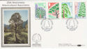 1990-06-05 Trees Arboricultural Association Benham FDC (49944)