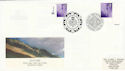 1999-06-08 Scotland E Stamp Doubled 2003 FDC (49962)