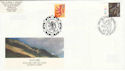 2000-04-25 Scotland 65p Doubled 2003 FDC (49964)