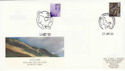 2000-04-25 Scotland 65p Doubled 2003 E Pabay FDC (49968)