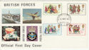 1978-11-22 Christmas Forces Berlin cds FDC (50065)