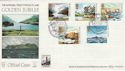 1981-06-24 National Trust Glenfinnan Benham FDC (50164)