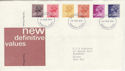 1976-02-25 Definitive Issue Windsor FDC (50188)