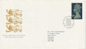 1985-09-17 �1.41 Definitive Stamp Bureau FDC (50232)
