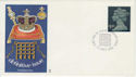 1985-09-17 �1.41 Definitive Stamp Windsor FDC (50234)