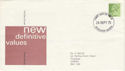 1975-09-24 Definitive Stamp Windsor FDC (50265)