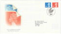 1997-03-18 Definitive Self Adhesive Bureau FDC (50291)