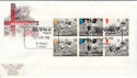 1996-06-11 Football PSB Bklt Pane Liverpool Souv (50346)