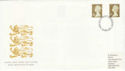 1997-04-21 Golden Wedding Definitive Portsmouth FDC (50353)