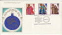 1972-10-18 Christmas Stamps Bethlehem FDC (50471)