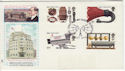 1972-09-13 Broadcasting Anniversaries London W1 FDC (50476)