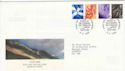 1999-06-08 Scotland Definitive Edinburgh FDC (50489)