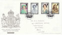 2002-04-25 Queen Mother London SW1 FDC (50524)