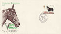 1978-07-05 Horses STCF Courage Maidenhead FDC (50564)