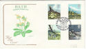 1979-03-21 Flowers Bath Cotswold FDC (50600)