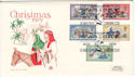 1979-11-21 Christmas The War Cry EC4 FDC (50630)