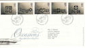 2001-02-06 Occasions Merry Hill FDC (50739)