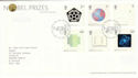 2001-10-02 Nobel Prizes T/House FDC (50761)