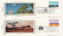 1983-07-29 Commonwealth Day Benham x4 FDC (50790)