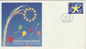 1992-10-13 European Market London SW1 FDC (50822)