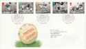 1996-05-14 Football Legends Wembley FDC (50829)