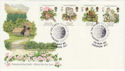 1986-05-20 Nature Conservation London EC1 FDC (50860)