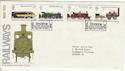 1975-08-13 Railways Stockton on Tees FDC (50963)