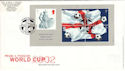 2002-05-21 World Cup Football M/S Korea Rd FDC (51129)