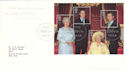 2000-08-04 Queen Mother M/S Bureau FDC (51163)