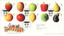 2003-03-25 Fruit and Veg T/House FDC (51169)