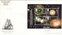2002-09-24 Astronomy M/S Apollo Way FDC (51175)