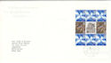 2000-08-04 Queen Mother PSB Pane London SW1 FDC (51230)
