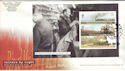 2004-03-16 Letters by Night PSB Full Pane Pabay FDC (51234)