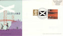 2003-07-15 Scotland Self Adhesive Aberdeen Place NW8 FDC (51286)